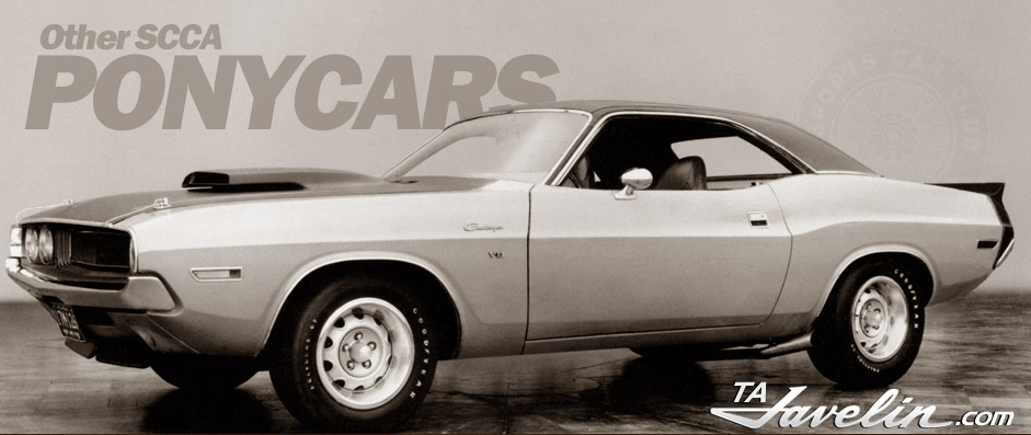 The History of AMC's 1970 Trans-Am Javelin