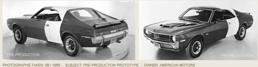 AMC Prototype TA Javelin