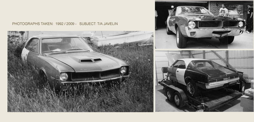 Trans Am Javelin